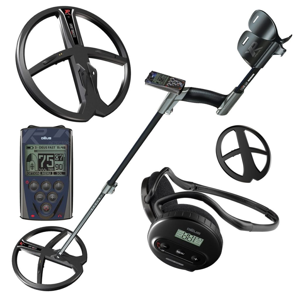 Best all round metal detector XP Desus