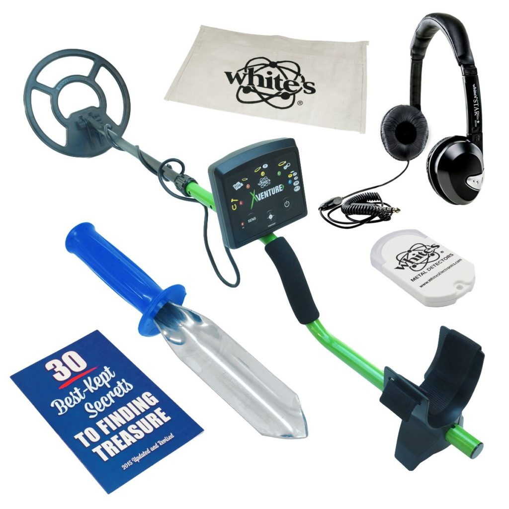 Best all round metal detector Whites XVenture