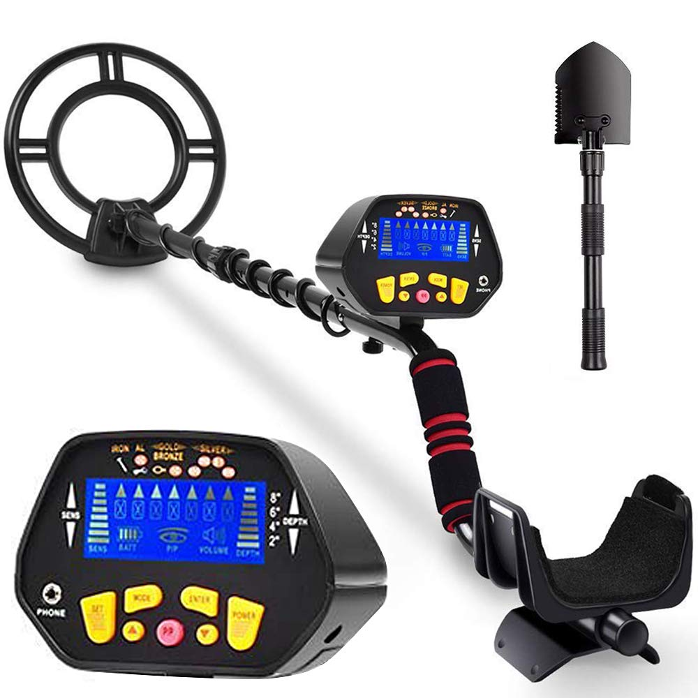 Best metal detector for kids RM RICOMAX