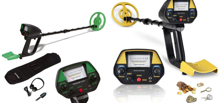 10 Best Best Entry Level Metal Detector Beginner's You Need to Look