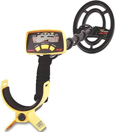 Best entry level metal detector Garrett Ace 150