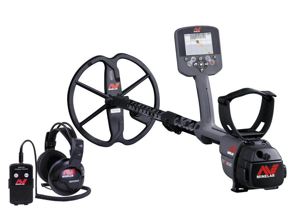 Minelab CTX 3030 Waterproof Metal Detector