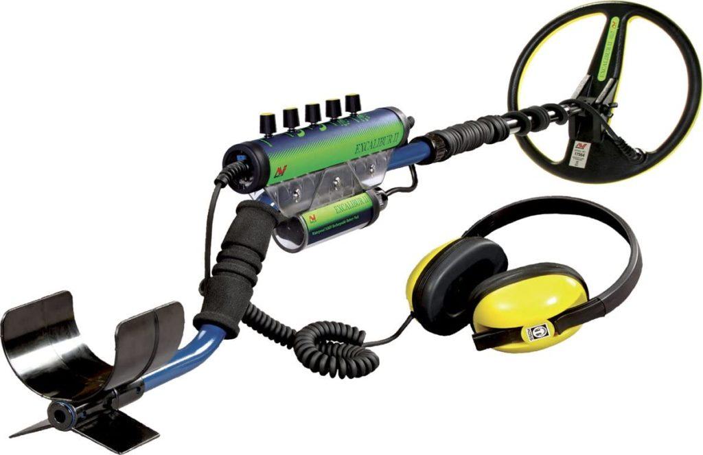 New Minelab detector 2020: Minelab Excalibur II
