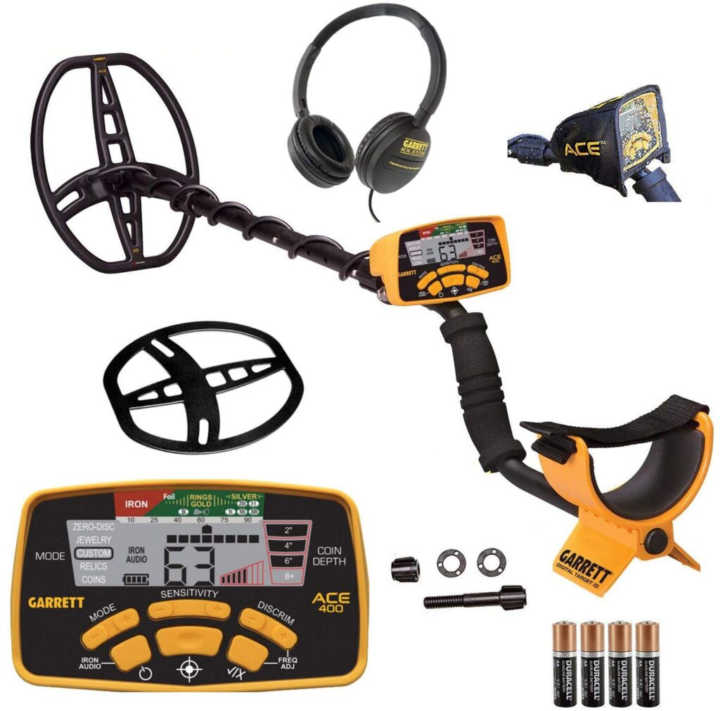 best Garret Metal detector