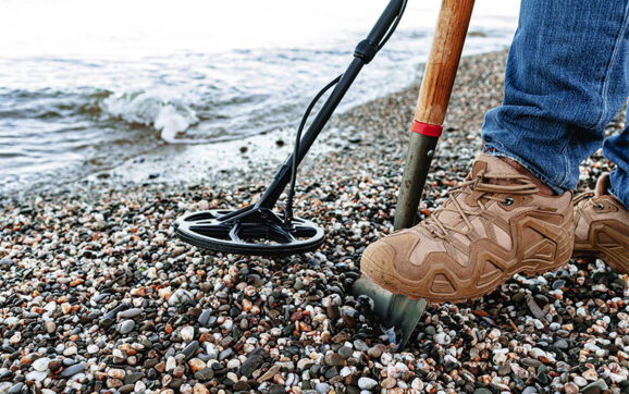 which metal detector is best for the beach