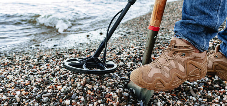 Which metal detector is best for the beach?