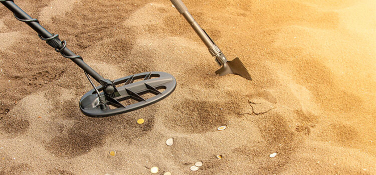 Which metal detector detects the deepest?