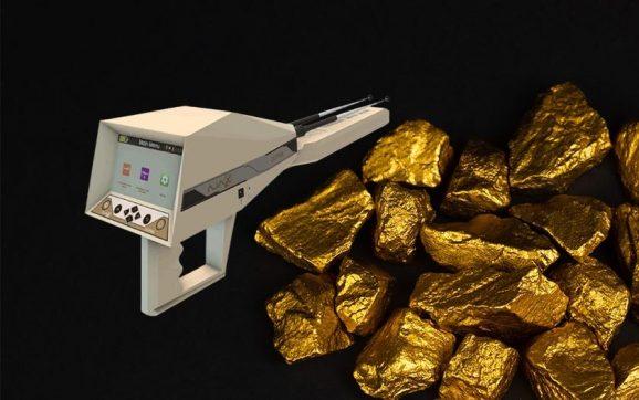 AJAX DETECTION Alpha Metal Detector